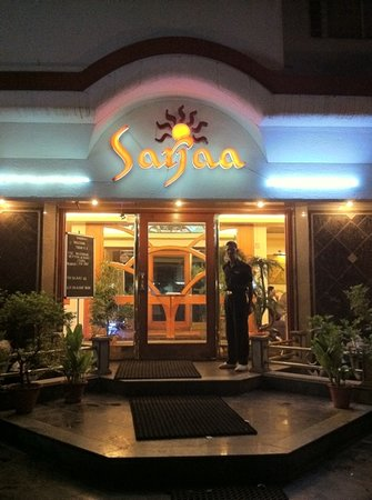 Sarjaa Restaurant & Bar