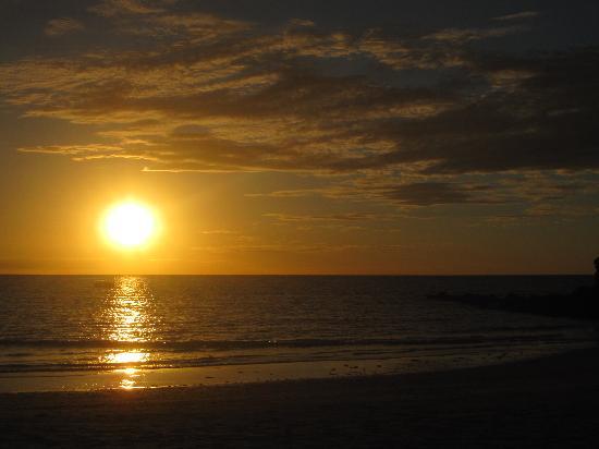Andilana Beach Resort: Uno dei tramonti