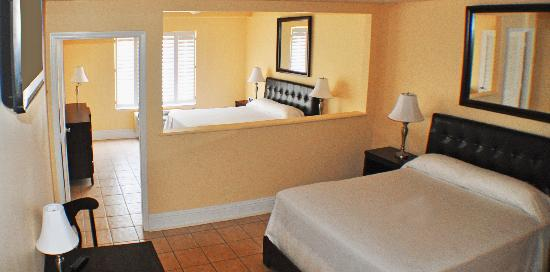 Naples Park Central Hotel: Utopia Suite