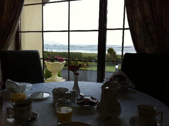 Sea Mount House : View from the breakfast table!