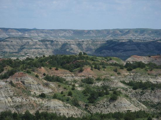 Parque Nacional Theodore Roosevelt, Dakota del Norte: More Badlands in TRNP