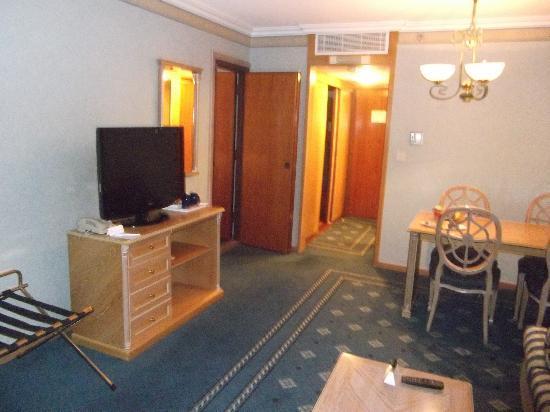 Hilton Ras Al Khaimah Resort & Spa : Suite
