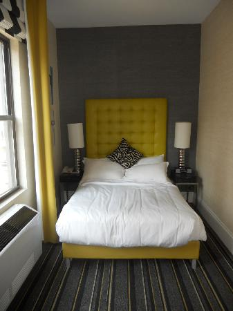 The Marcel at Gramercy: The Bed