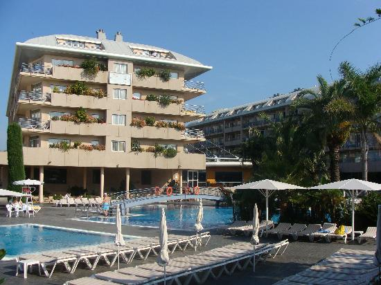 Aqua Hotel Onabrava & Spa : the hotel