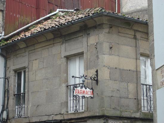 Santiago de Compostela, Spanien: Plaza