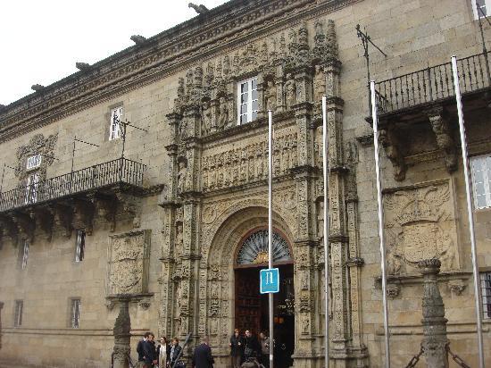 Santiago de Compostela, Spain: Hosta Reyes Catolicos