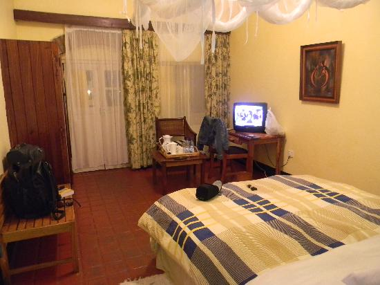 Salima, Malawi: Another view of the standard room