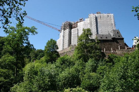 Hotel Moselkern: Burg Eltz