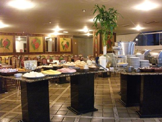 St Paul Plaza Hotel : St Paul Plaza: restaurant
