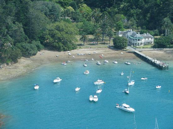 Waiheke Island, New Zealand: Kawau Island and Mansion House