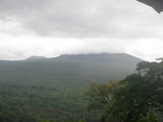 Hacienda Puerta Del Cielo Eco Spa : Vista de la montaña