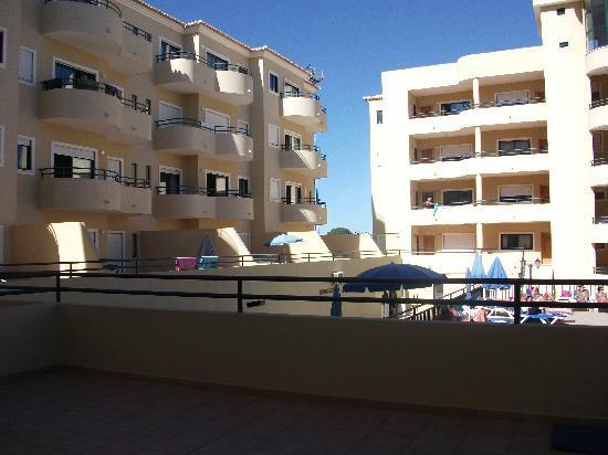 Plaza Real Atlantichotels: from the balcony