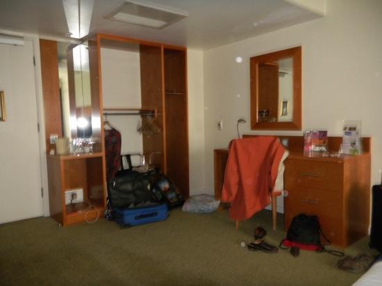 Ibis Styles London Leyton: holiday inn Gatwick guestroom