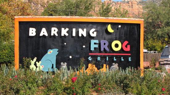 Barking Frog Grille