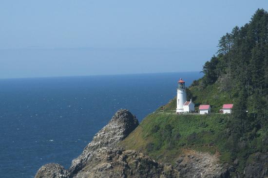 Heceda Head Lighthouse, Oregon Coast