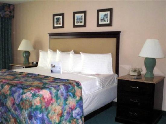Princess Royale Resort: Temper-pedic mattresses in all 310 suites!