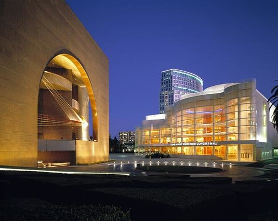 Costa Mesa, Kaliforniya: Segerstrom Center for the Arts