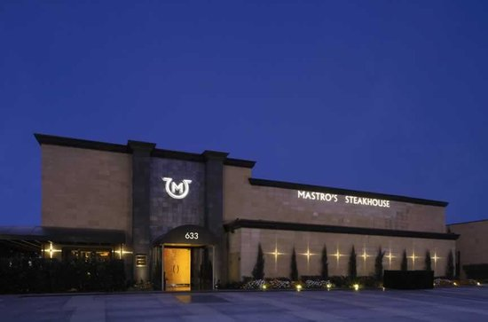 Costa Mesa, Kalifornien: Mastro's Steakhouse