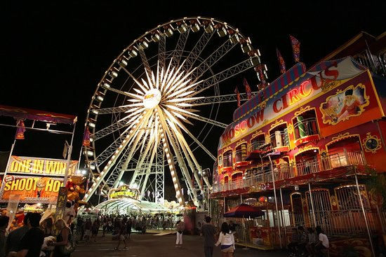 Costa Mesa, Kalifornia: OC Fair & Event Center