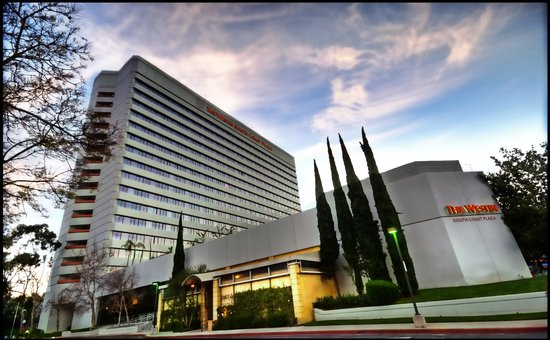 Costa Mesa, Kalifornien: The Westin South Coast Plaza