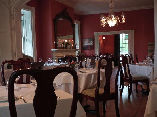 The Charles Hotel: The dining room