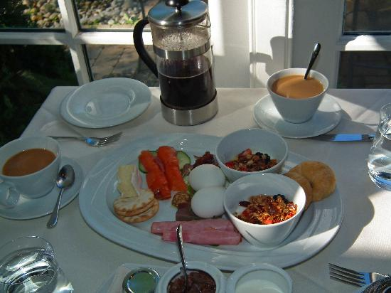 The Charles Hotel: The breakfast included with the stay