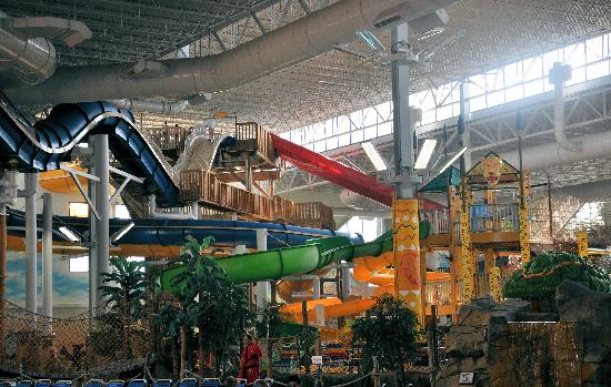 Kalahari Resorts Conventions Waterpark