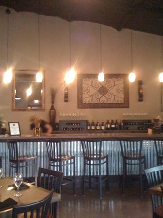 Bar at Silver Sage Grille