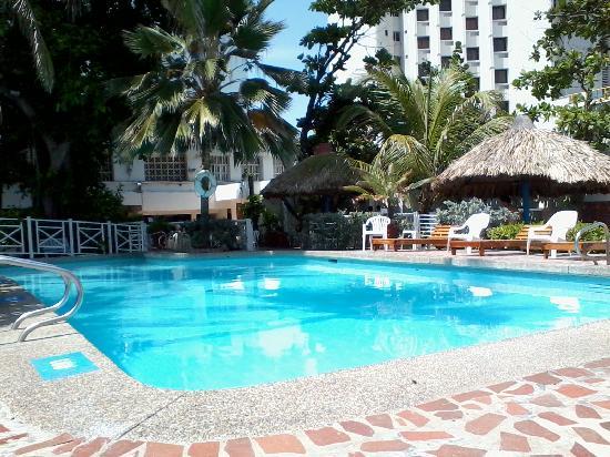 Piscina del hotel foto di playa club hotel cartagena tripadvisor - Hotel piscina in camera ...