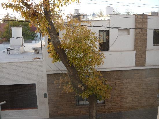 Hotel Milena : Vista desde la ventana