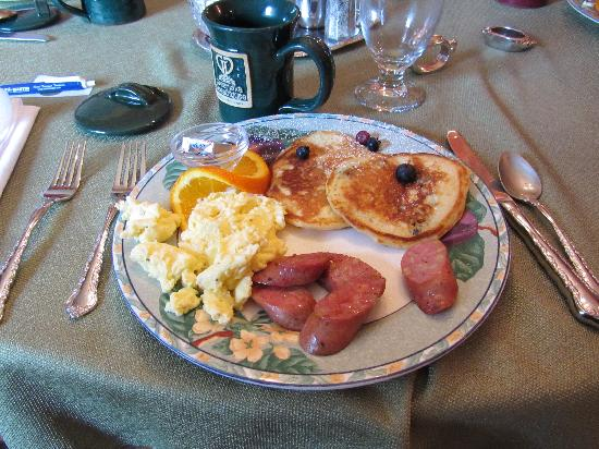 Greenlake Guest House: Great breakfast