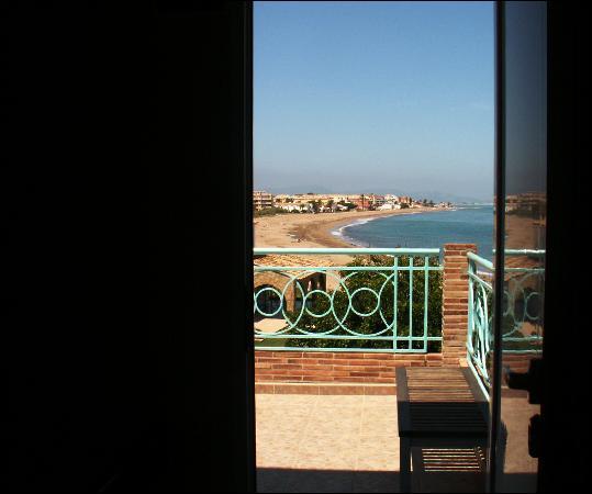 Noguera Mar Hotel: Vistas