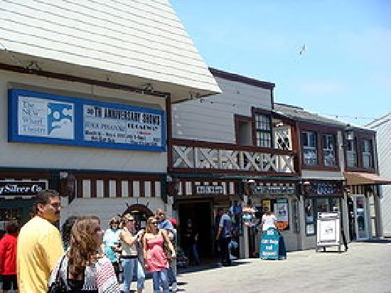 Bruce Ariss Wharf Theater