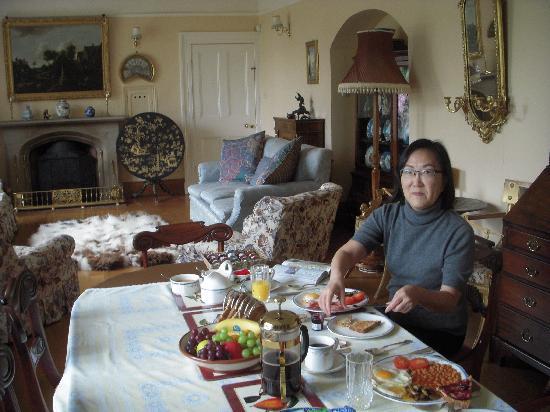 Tower: Breakfast Room