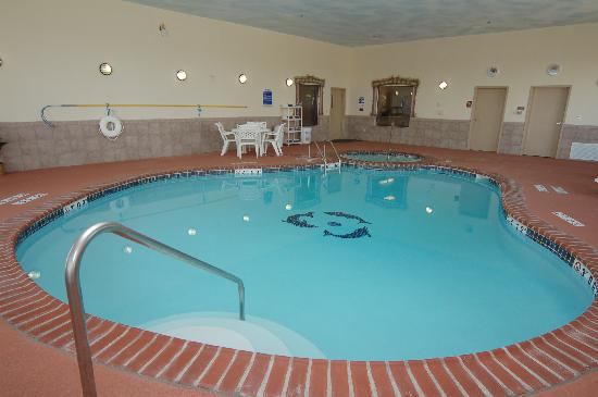 Sleep Inn and Suites: Swimming Pool