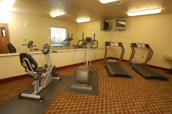 ‪‪Sleep Inn and Suites‬: Stay fit on the go With our Exercise room‬