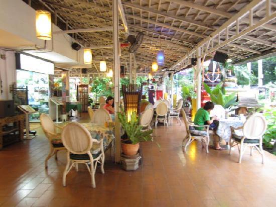 Sawasdee Smile Inn: Restaurant