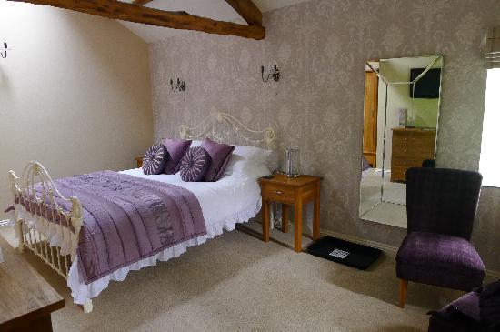 Sandhills Farm B&B: nice room