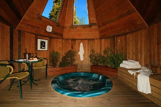 Distinction Te Anau Hotel And Villas Guest Spa Area