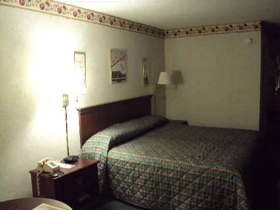 Super 8 Jessup/Baltimore Area : Bed