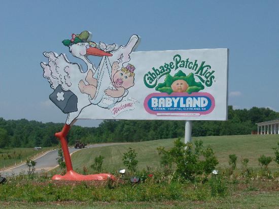 Cleveland, جورجيا: Babyland General