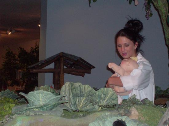 Cleveland, جورجيا: Newborn baby