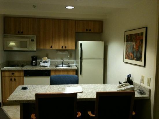 Hampton Inn & Suites Phoenix/Scottsdale: Kitchenette