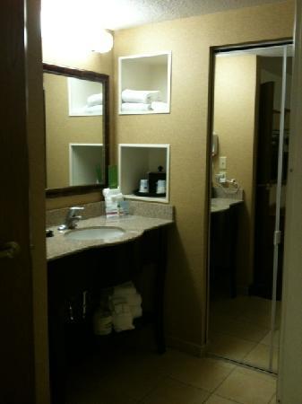 Hampton Inn & Suites Phoenix/Scottsdale: Bathroom