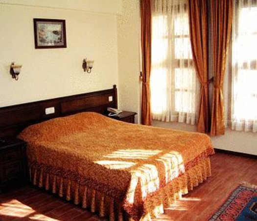 Cairo City Center Hotel: double room king size bed