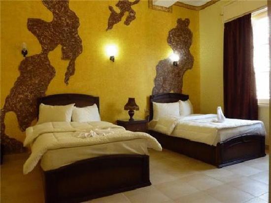 Cairo City Center Hotel: superir double room