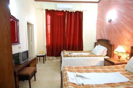 Cairo City Center Hotel: standard double room