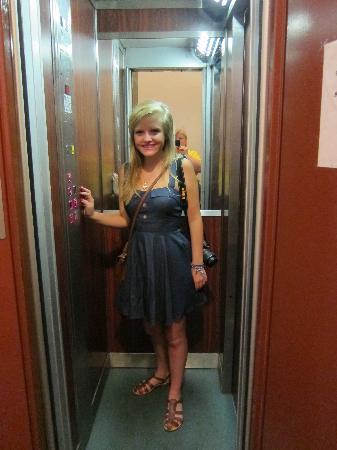 Relais Cavalcanti: elevator