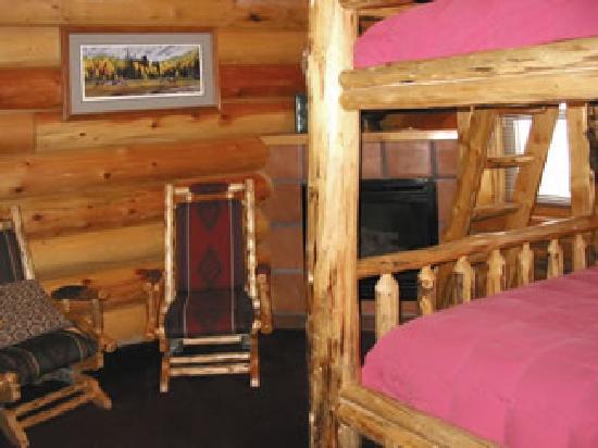 Hibernation Station: Cabin Queen Bunk Beds