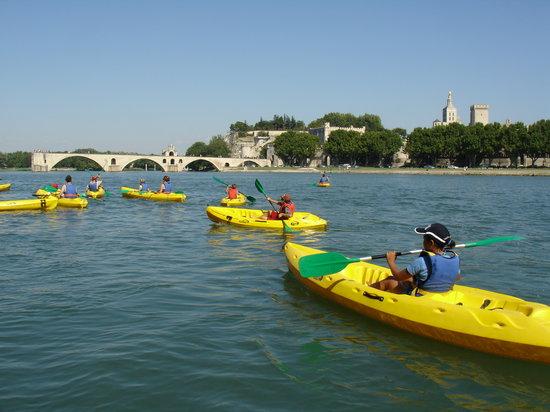 Canoe Vaucluse